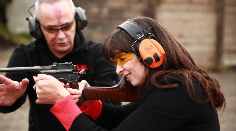 VR - Aoibhinn Rifle Range