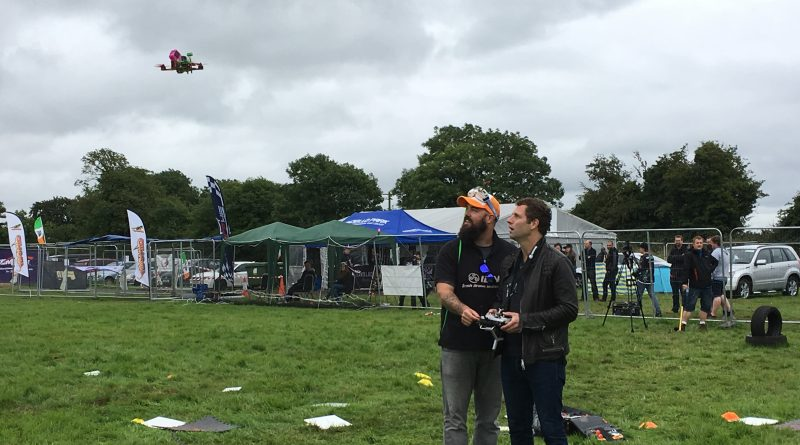 FPV Racing at the Irish Drone Nationals 2017