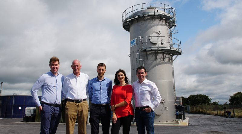 Bioenergy - NVPs Joe, Jerry, Dermot, Aoibhinn and Michael 2