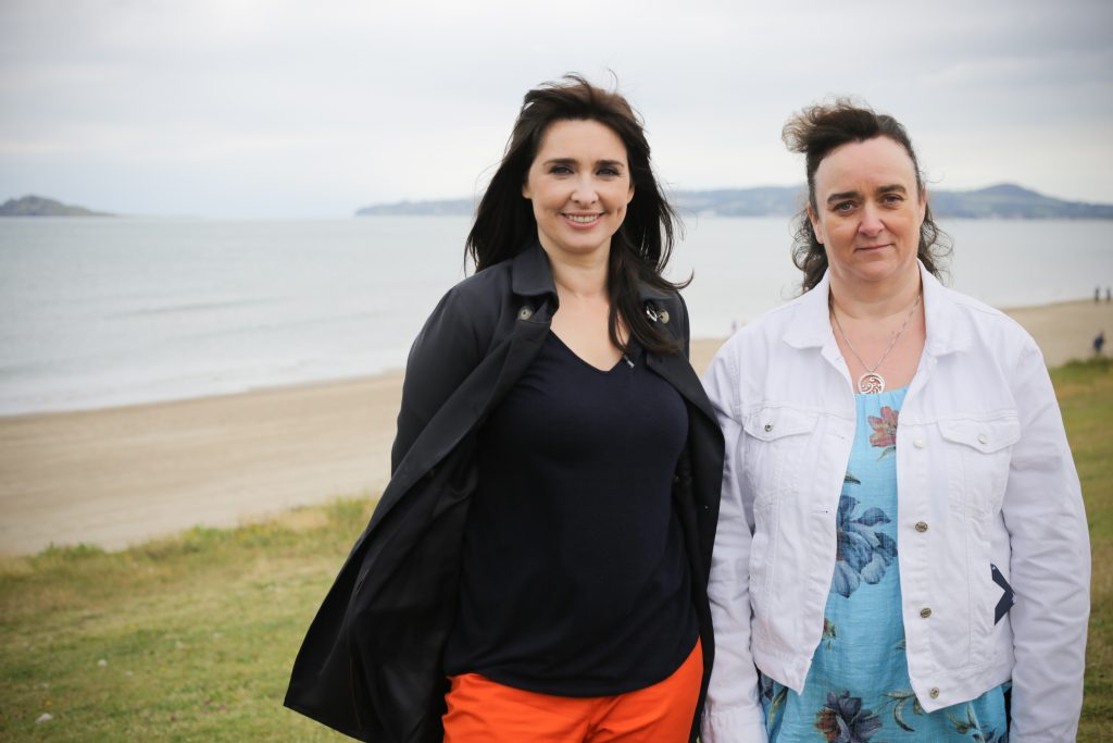Obesity - Aoibhinn and Susie Birney