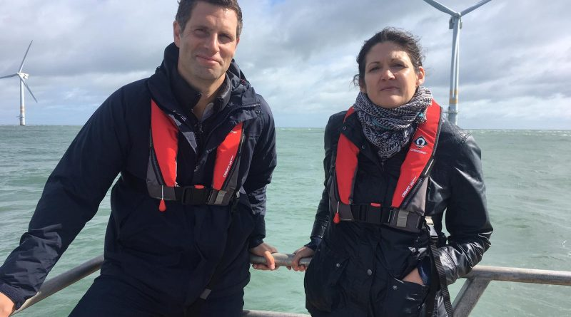 Offshore Wind - Jonathan and Patricia Cummins