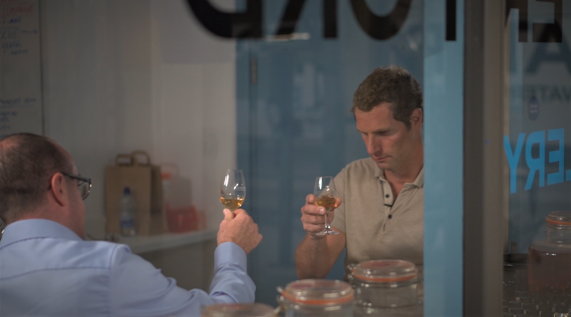 Taste - Terroir in Whiskey - Jonathan and Neil Conway 2