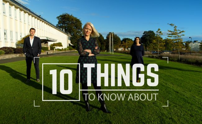 10 Things to Know About... (promo)